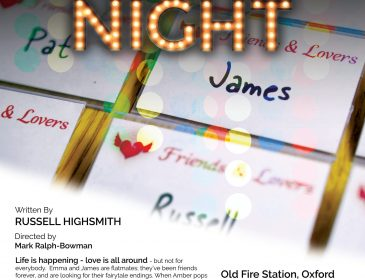 Poster for Singles Night play