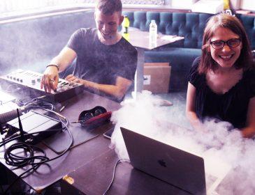 Gemma Nash and Gareth Cutter