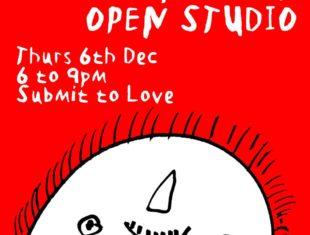 Christmas Open Studio