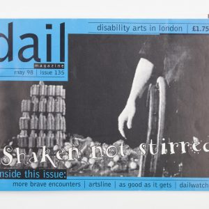 cover of DAIL magazine