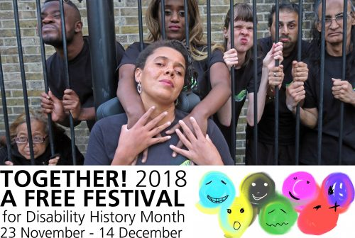 Together 2018 Festival advert
