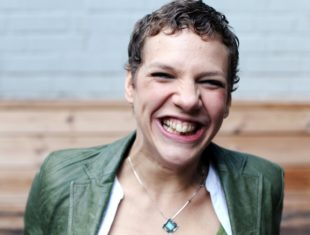 Headshot of actress/ comedian Francesca Martinez