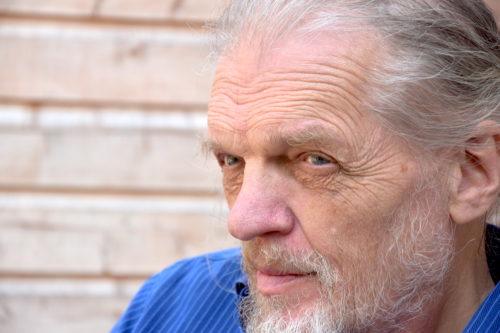 Head shot of the artist