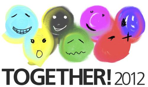 Together!2012 logo
