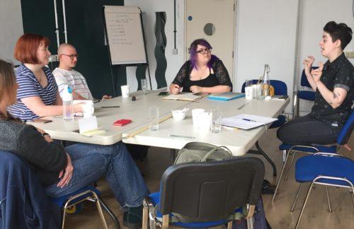 Group workshop session