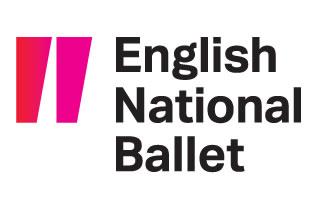 English National Ballet logo