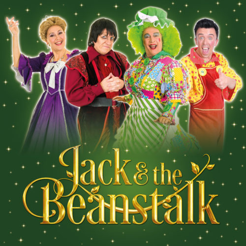 Jack and the BEanstalk flyer