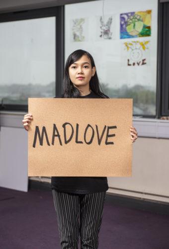 photo of artist / activist