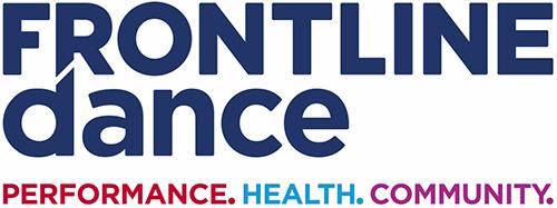 Frontline dance logo