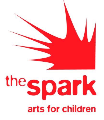 The Spark Arts for children logo
