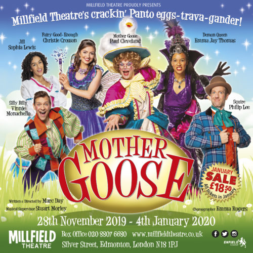 Mother Goose Square Image