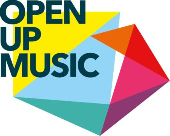 Open Up Music Logo