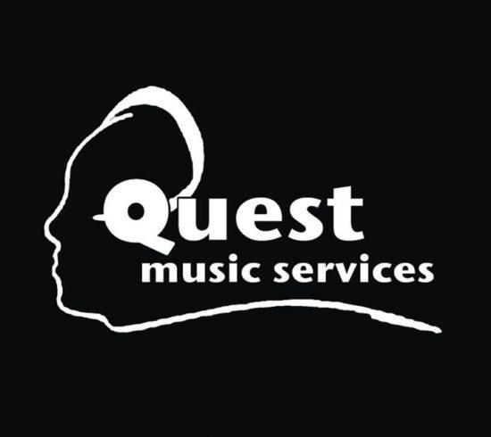 Quest Music Services logo