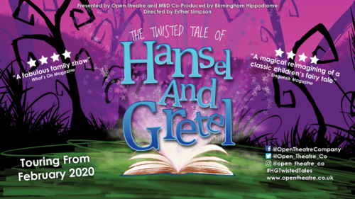 The Twisted Tales of Hansel and Gretel