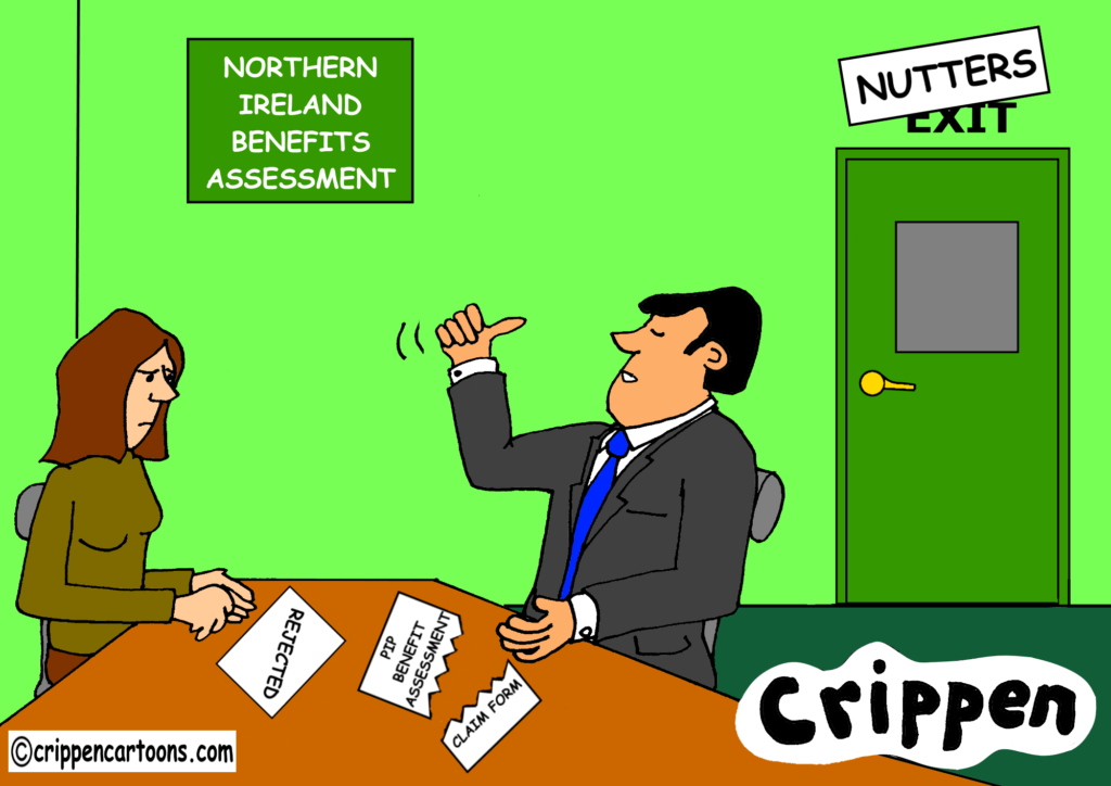 Loss of benefits in NI