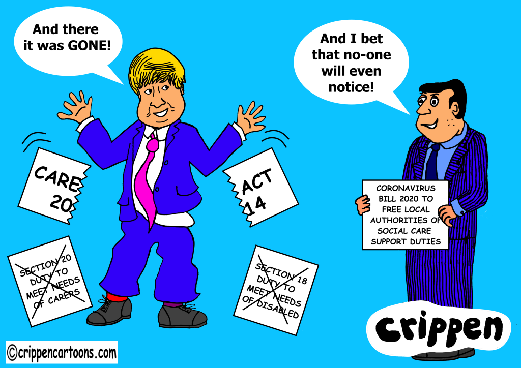 care act cartoon