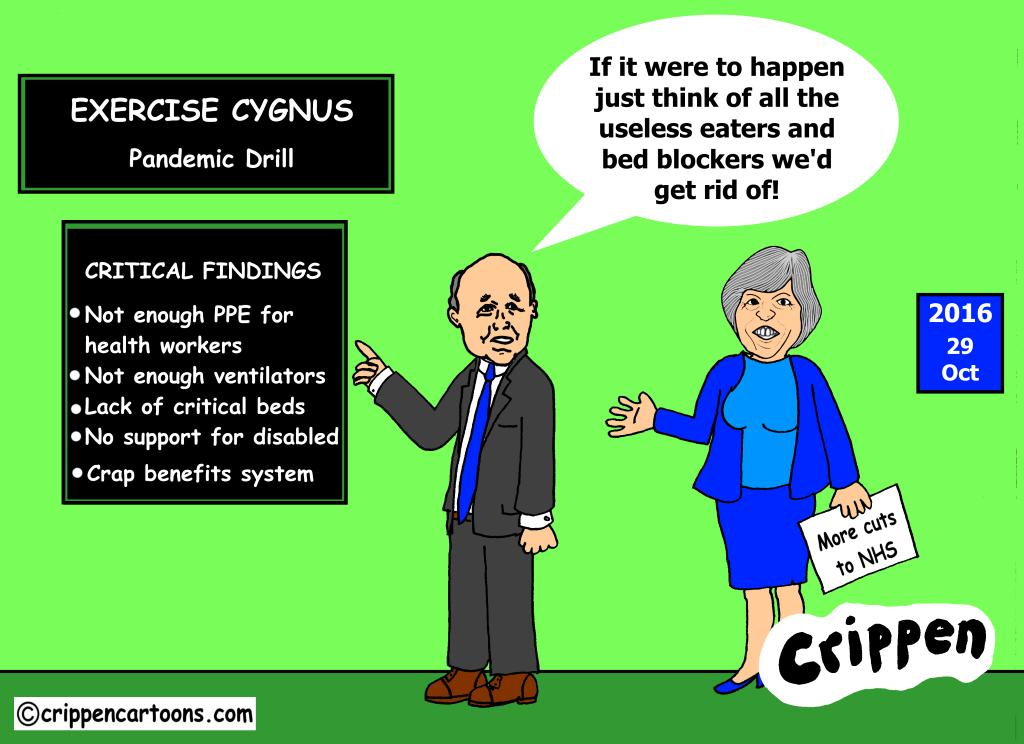 cartoon about cygnus