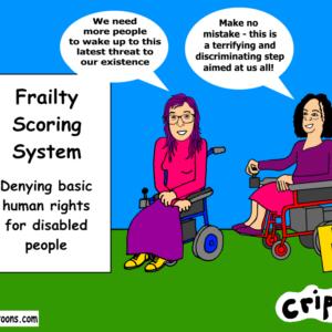 frailty scoring system