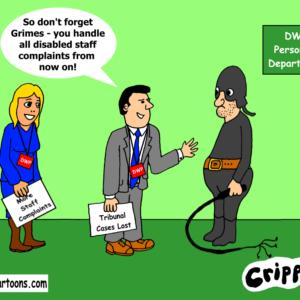 DWP tribunal failures
