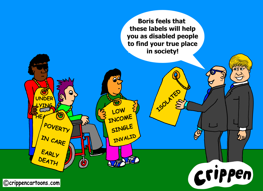 nat stats for disabled people