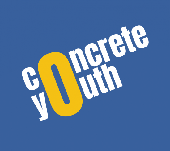 Concrete Youth logo.