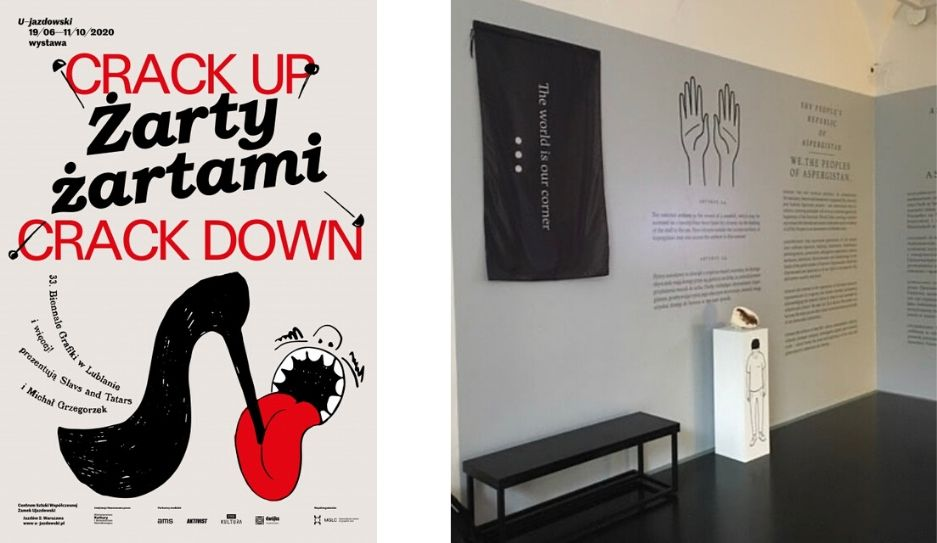 poster image and gallery photo for group exhibition