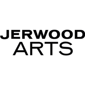Jerwood Arts Logo in Black text on a white background