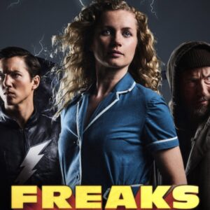 poster for film Freaks: one of us