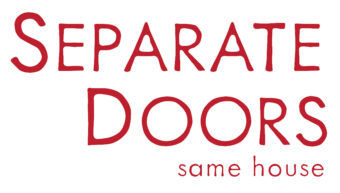 Separate Doors logo