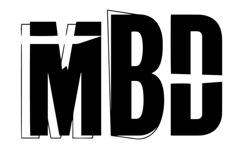 MBD in large black text on a white background.