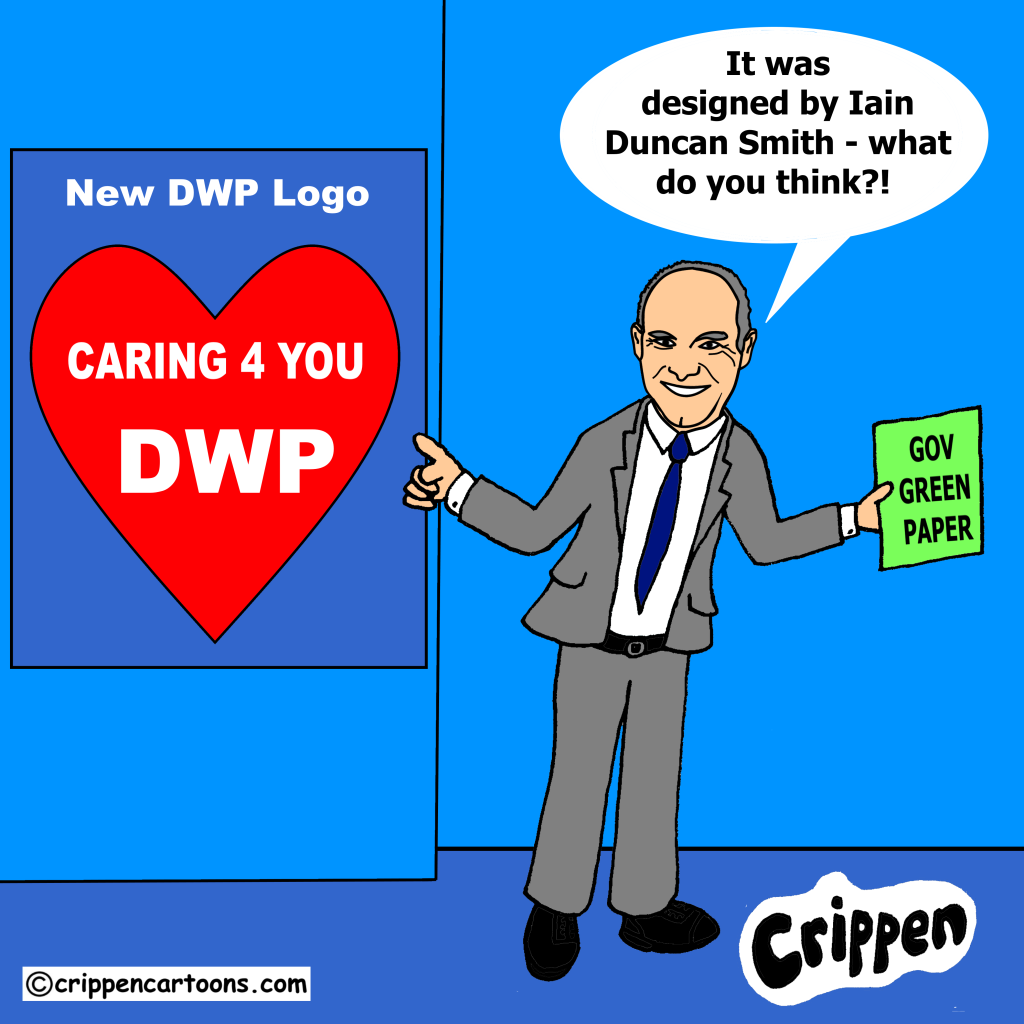 cartoon about further delay to disability strategy