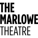 Bold black text on a white background that reads: The Marlowe Theatre