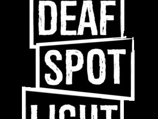 Deaf Spotlight Logo