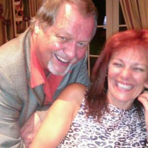Liz and David Soul